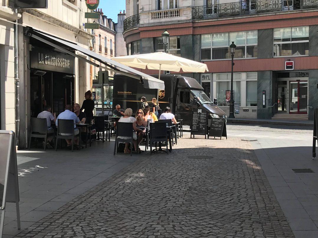 Les Orléanais renouent avec les restaurants et les bars 2