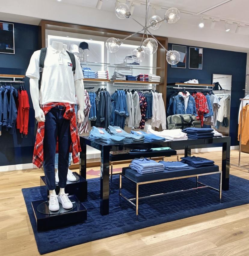La nouvelle boutique de Tommy Hilfiger 6