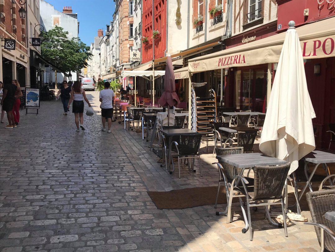 Les Orléanais renouent avec les restaurants et les bars 14