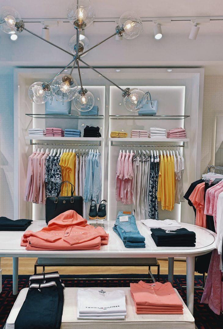 La nouvelle boutique de Tommy Hilfiger 4