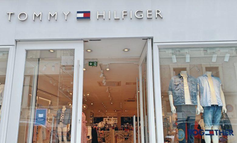 La nouvelle boutique de Tommy Hilfiger 1
