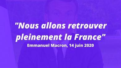 Photo of Emmanuel Macron s'est exprimé, ce soir, à la télévision. Voilà ce qu'il faut en retenir
