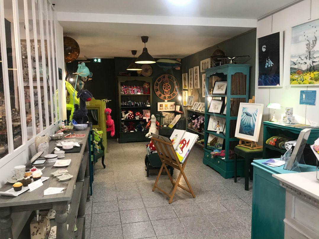 Les Art'léanes, nouvelle boutique de la rue des Carmes, réunit le travail de 3 créatrices 9