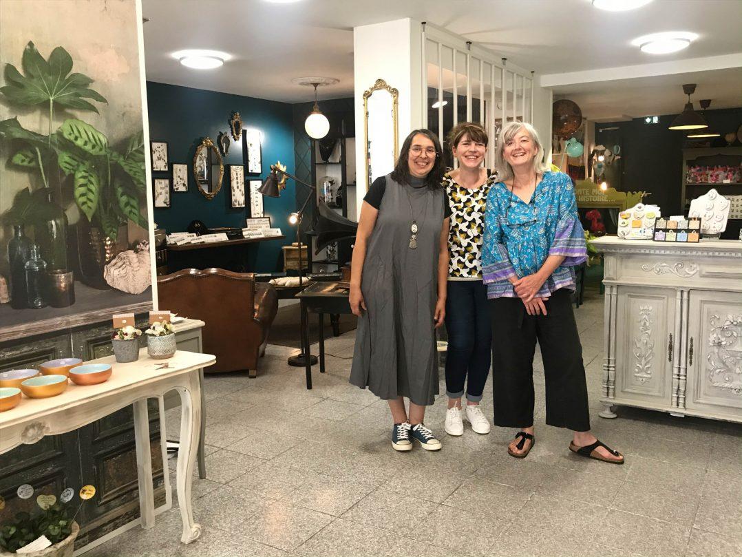 Les Art'léanes, nouvelle boutique de la rue des Carmes, réunit le travail de 3 créatrices 27