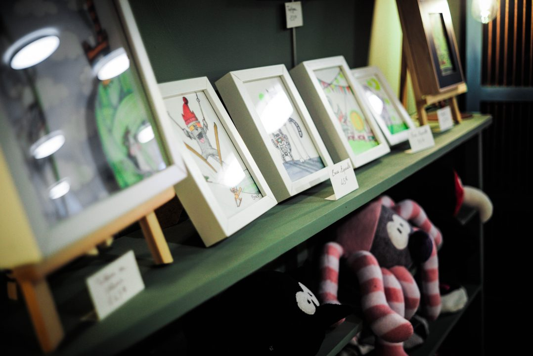 Les Art'léanes, nouvelle boutique de la rue des Carmes, réunit le travail de 3 créatrices 4