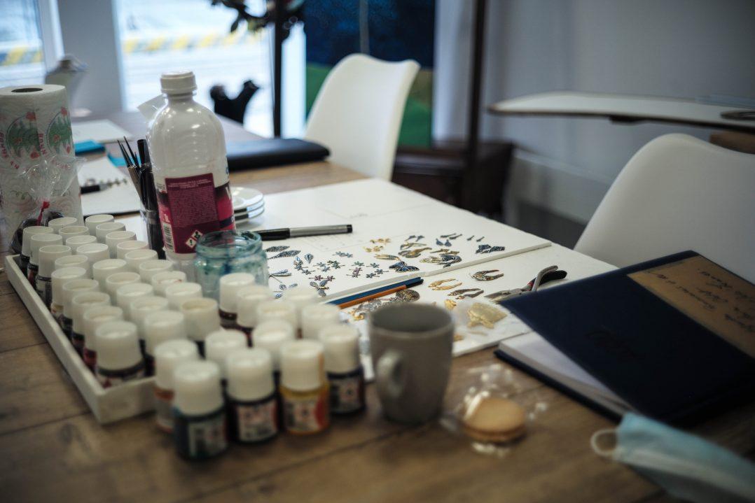 Les Art'léanes, nouvelle boutique de la rue des Carmes, réunit le travail de 3 créatrices 24