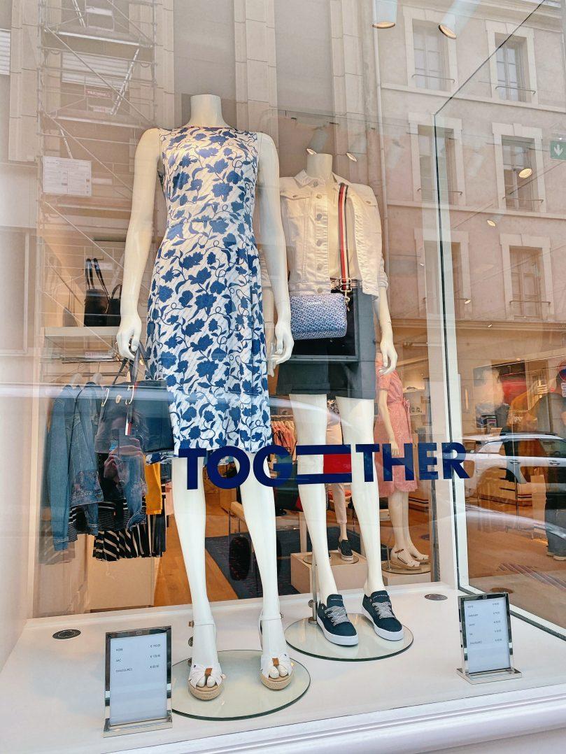 La nouvelle boutique de Tommy Hilfiger 2