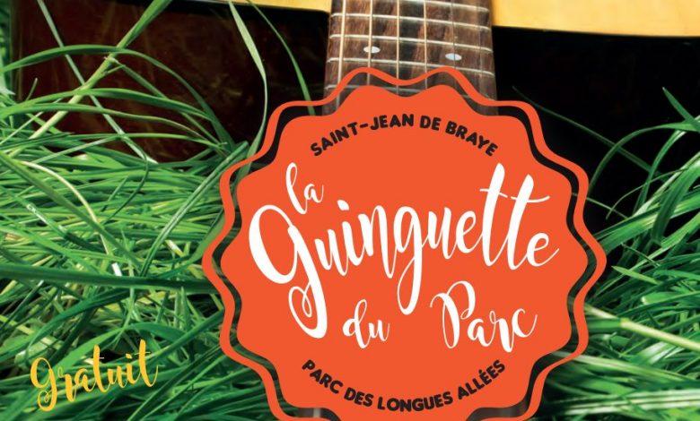 La guinguette du Parc prend ses quartiers demain à Saint Jean de Braye 1