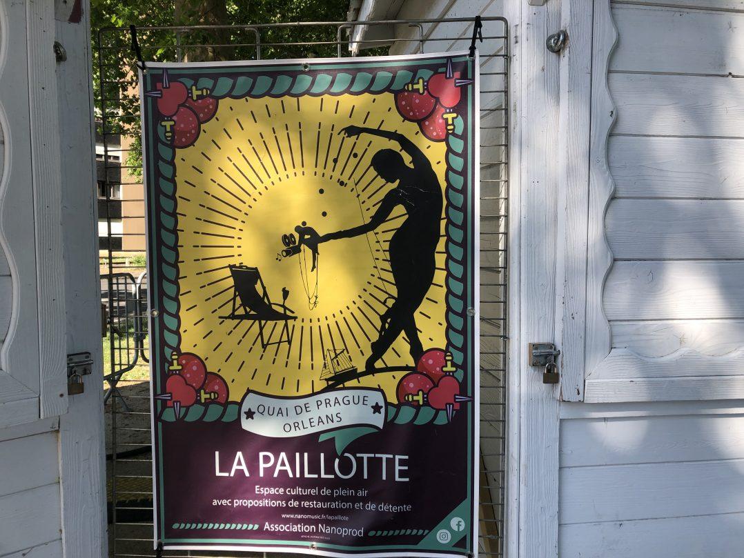 La Paillote, espace culturel de plein air, ouvre jeudi 2