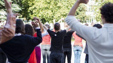 Photo de Dansez au Campo Santo avec le Centre Chorégraphique National d'Orléans