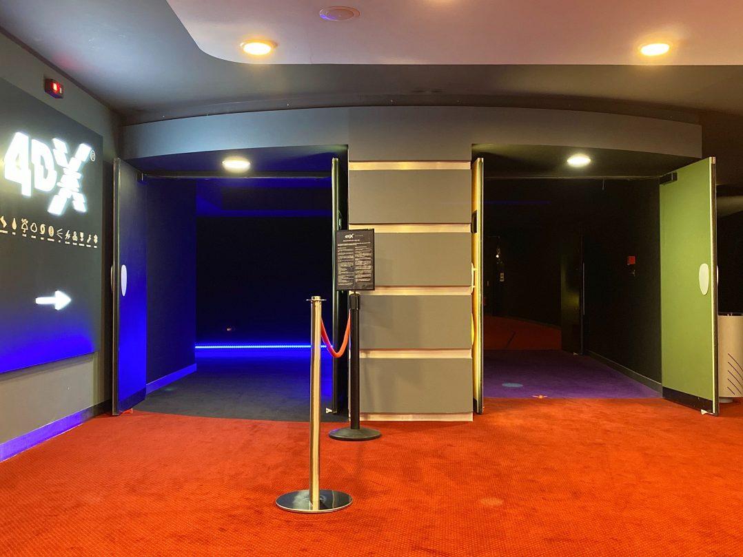 Le jour d'après pour les cinémas 2