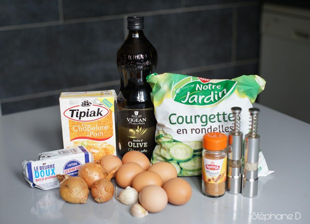 Notre recette du jour : le flan de courgettes 1