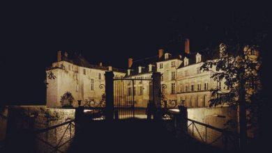 Photo of Découvrez le château de Saint-Brisson-sur-Loire en pleine nuit