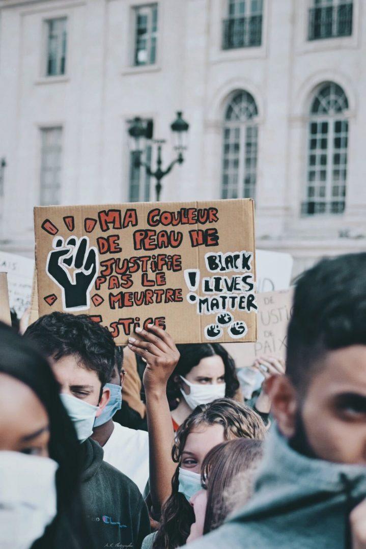 Black Lives Matter : retour en images sur le rassemblement orléanais 11