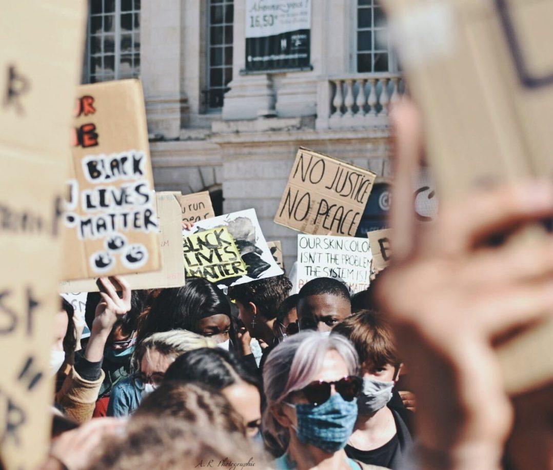 Black Lives Matter : retour en images sur le rassemblement orléanais 13