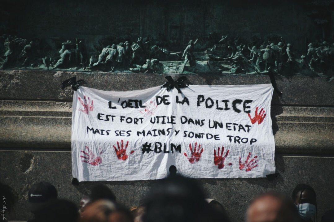 Black Lives Matter : retour en images sur le rassemblement orléanais 4