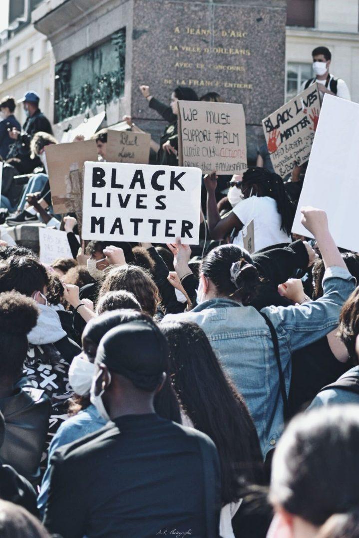 Black Lives Matter : retour en images sur le rassemblement orléanais 6