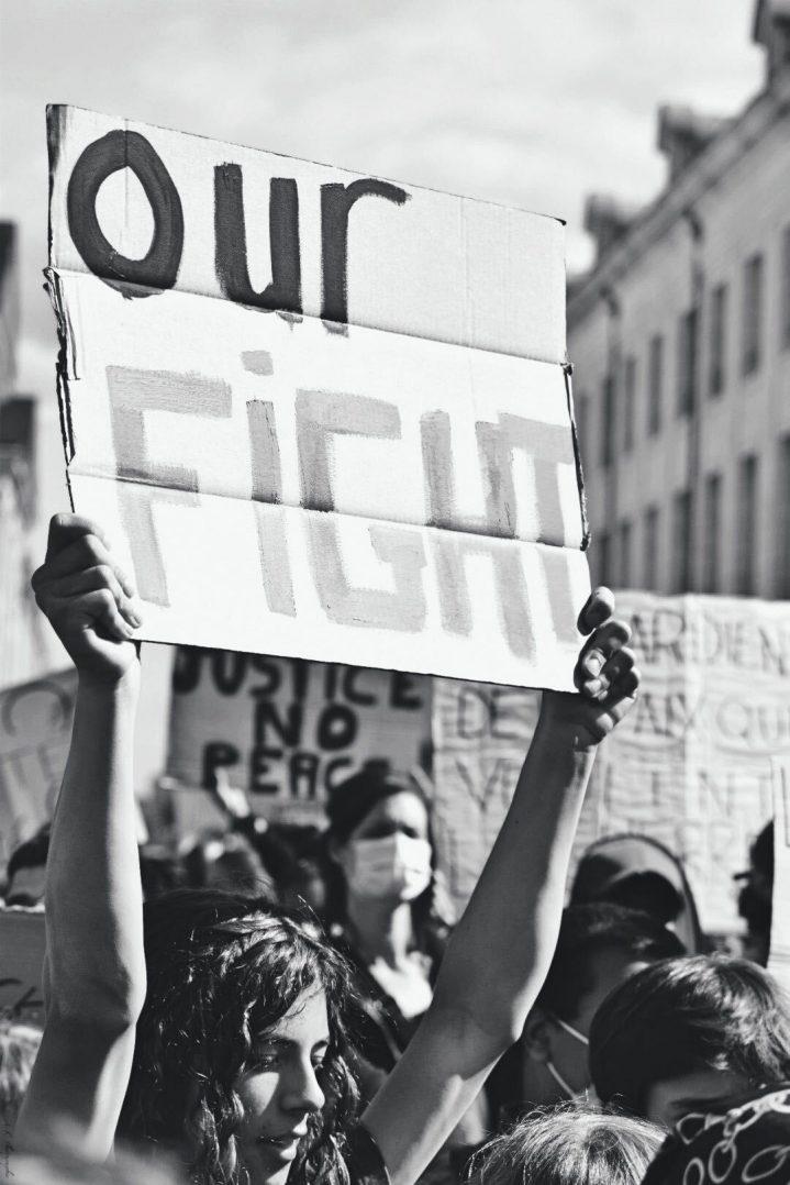 Black Lives Matter : retour en images sur le rassemblement orléanais 7