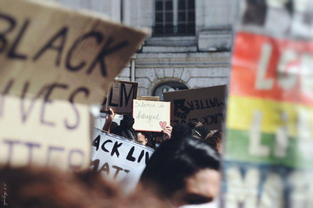 Black Lives Matter : retour en images sur le rassemblement orléanais 8