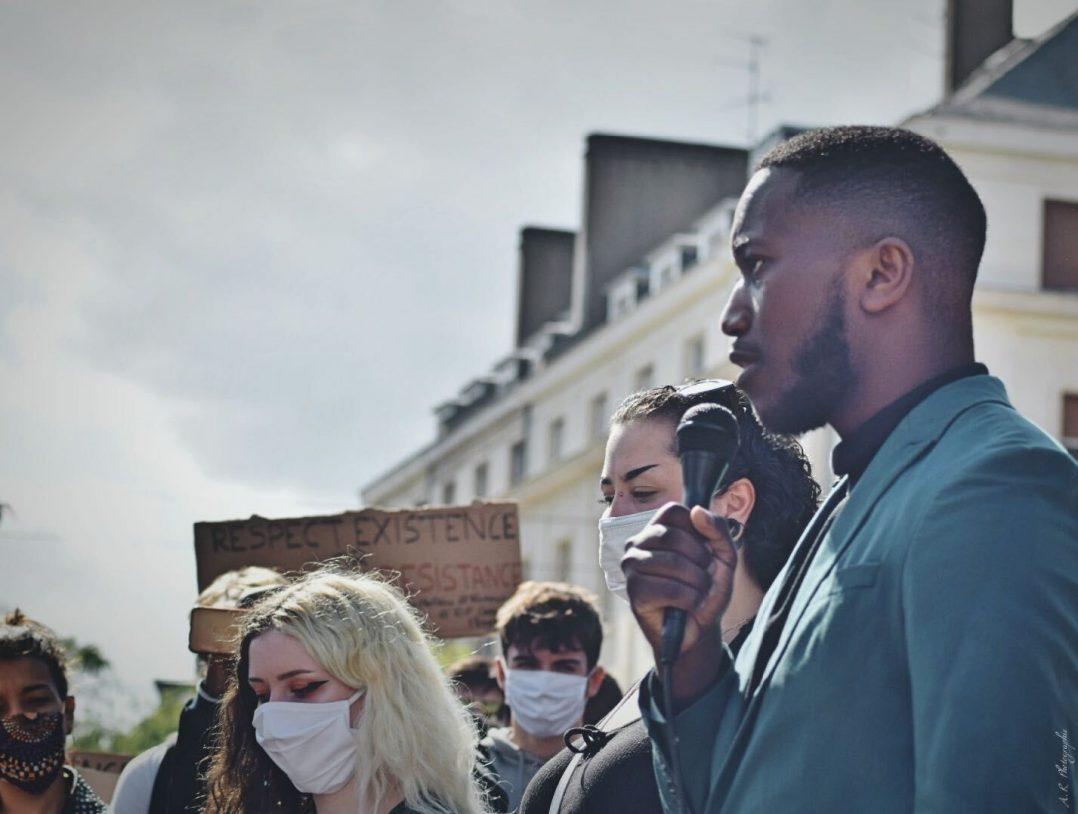 Black Lives Matter : retour en images sur le rassemblement orléanais 9