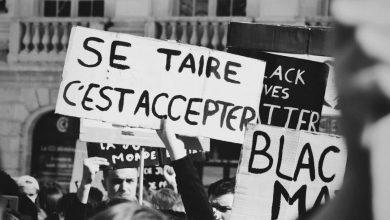 Photo de Black Lives Matter : retour en images sur le rassemblement orléanais