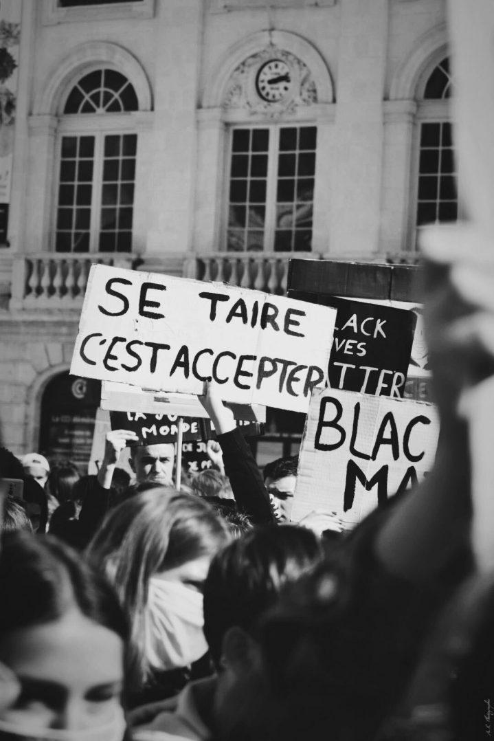 Black Lives Matter : retour en images sur le rassemblement orléanais 10