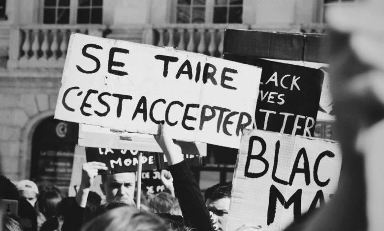 Black Lives Matter : retour en images sur le rassemblement orléanais 1