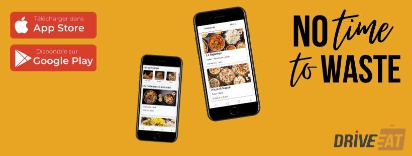 Drive Eat, l'application orléanaise qui révolutionne vos pauses déjeuner 2
