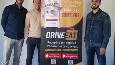 Photo of Drive Eat, l'application orléanaise qui révolutionne vos pauses déjeuner