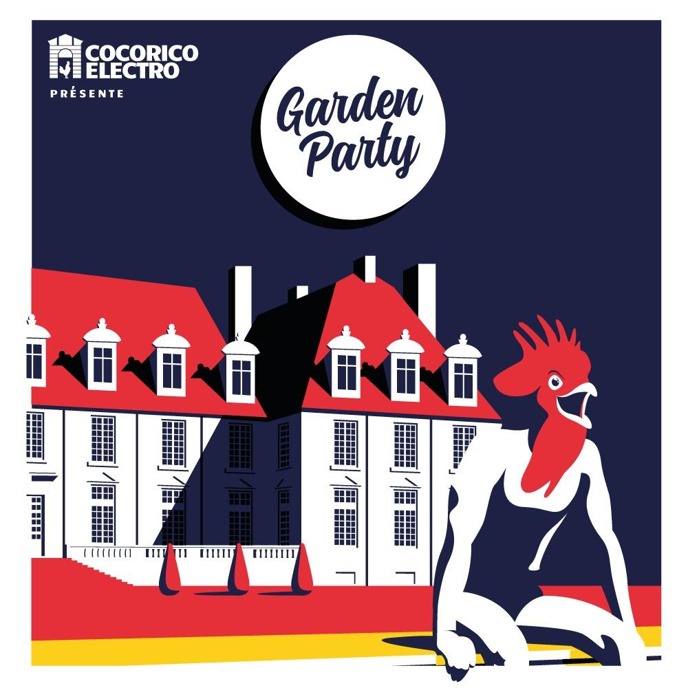 """Le Cocorico Electro passe en mode """"Garden Party"""" ! 2"""