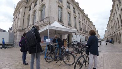 Photo of Le vendredi, Place du Martroi, remettez-vous en selle !