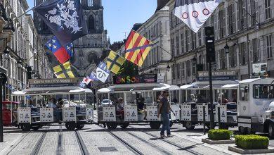 Photo of Le Petit Train est de retour à Orléans !