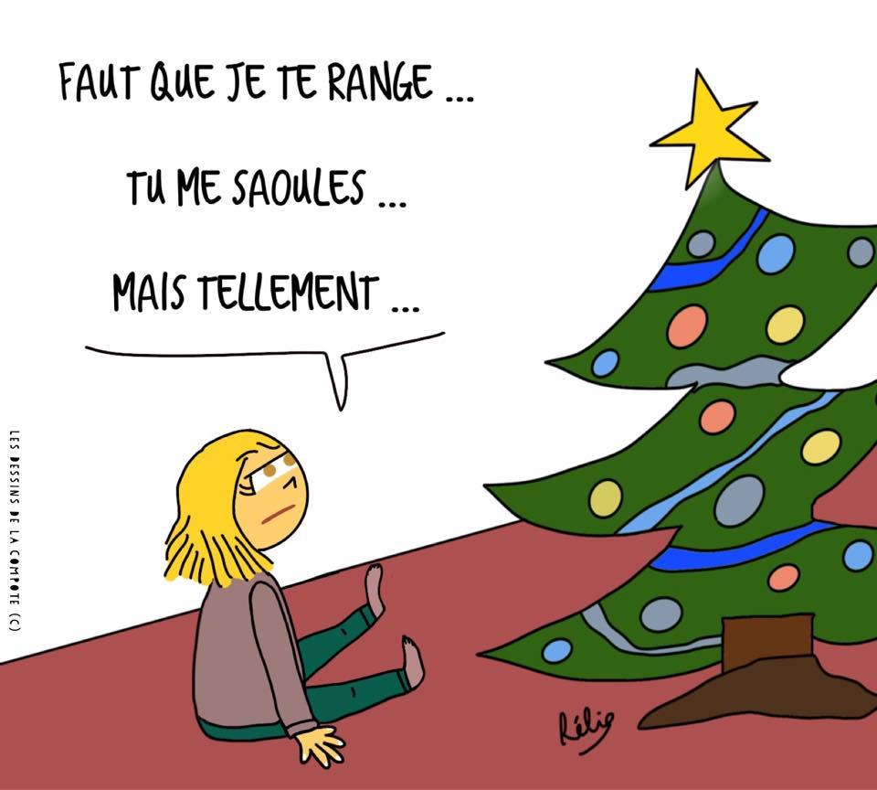 Le sapin de Noël 1