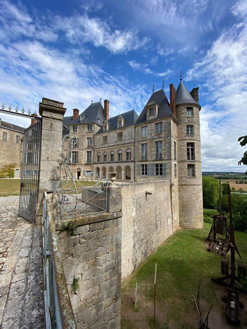 Les apéros au château de Saint-Brisson-sur-Loire 2