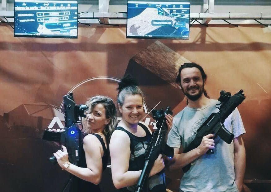 Jump Orléans : on a testé l'espace Réalité Virtuelle 7