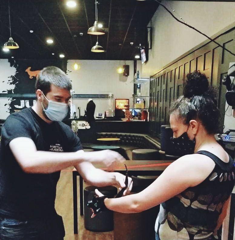 Jump Orléans : on a testé l'espace Réalité Virtuelle 5
