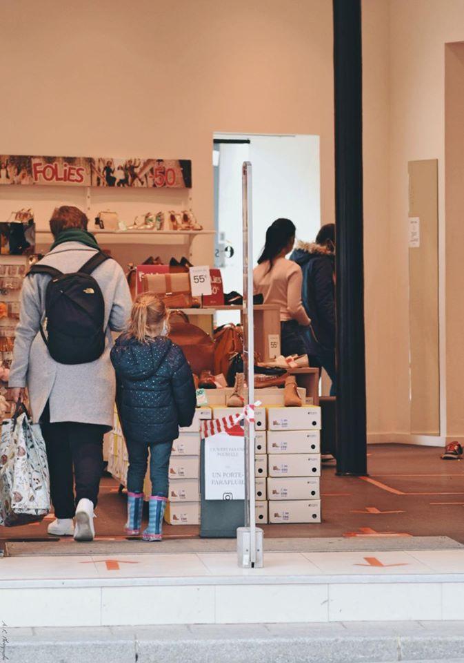 Mesures sanitaires : côté commerçants et côté clients 5