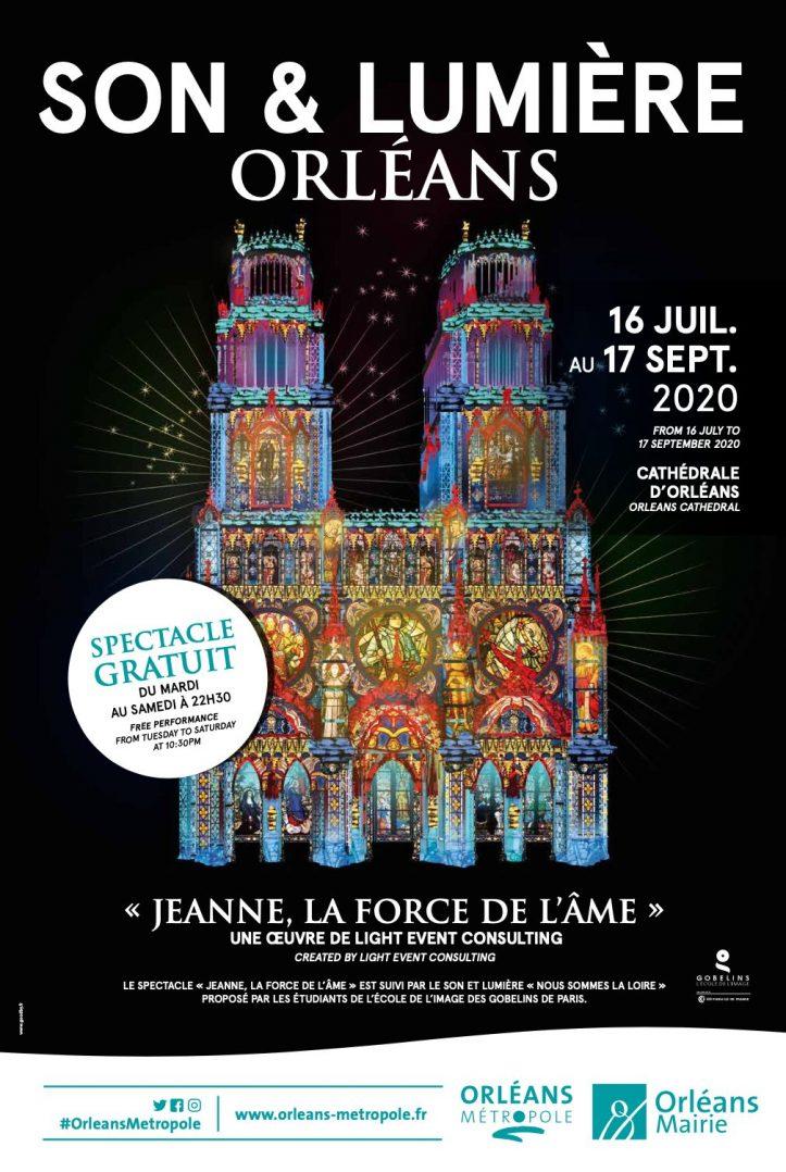 Le Son & Lumière sur la cathédrale de retour dès le 16 juillet 2