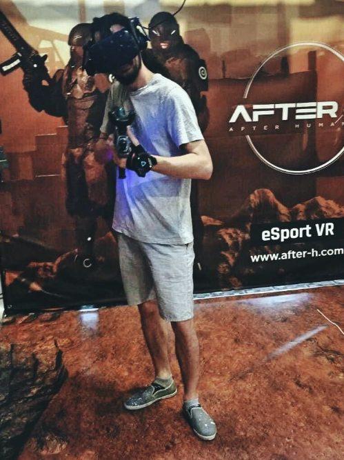 Jump Orléans : on a testé l'espace Réalité Virtuelle 6