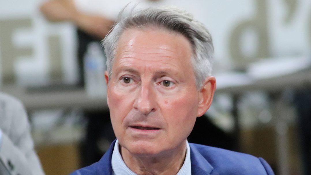 Serge Grouard, a été élu, samedi, 55ème maire d'Orléans. 4