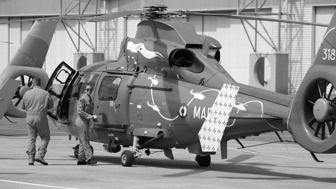 Alexis, hélicoptériste d'Hyères et d'aujourd'hui 11