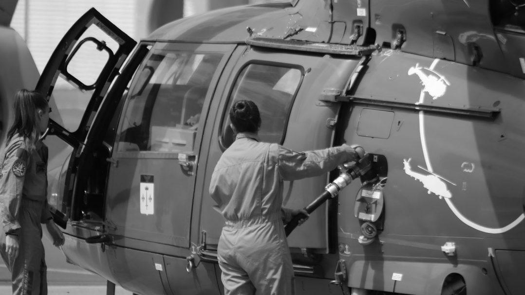 Alexis, hélicoptériste d'Hyères et d'aujourd'hui 9
