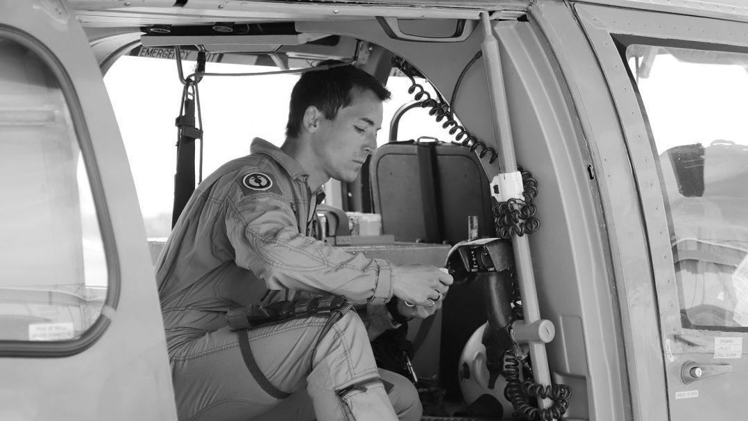 Alexis, hélicoptériste d'Hyères et d'aujourd'hui 6