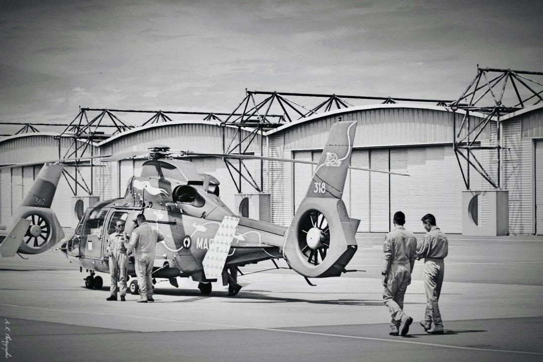 Alexis, hélicoptériste d'Hyères et d'aujourd'hui 12
