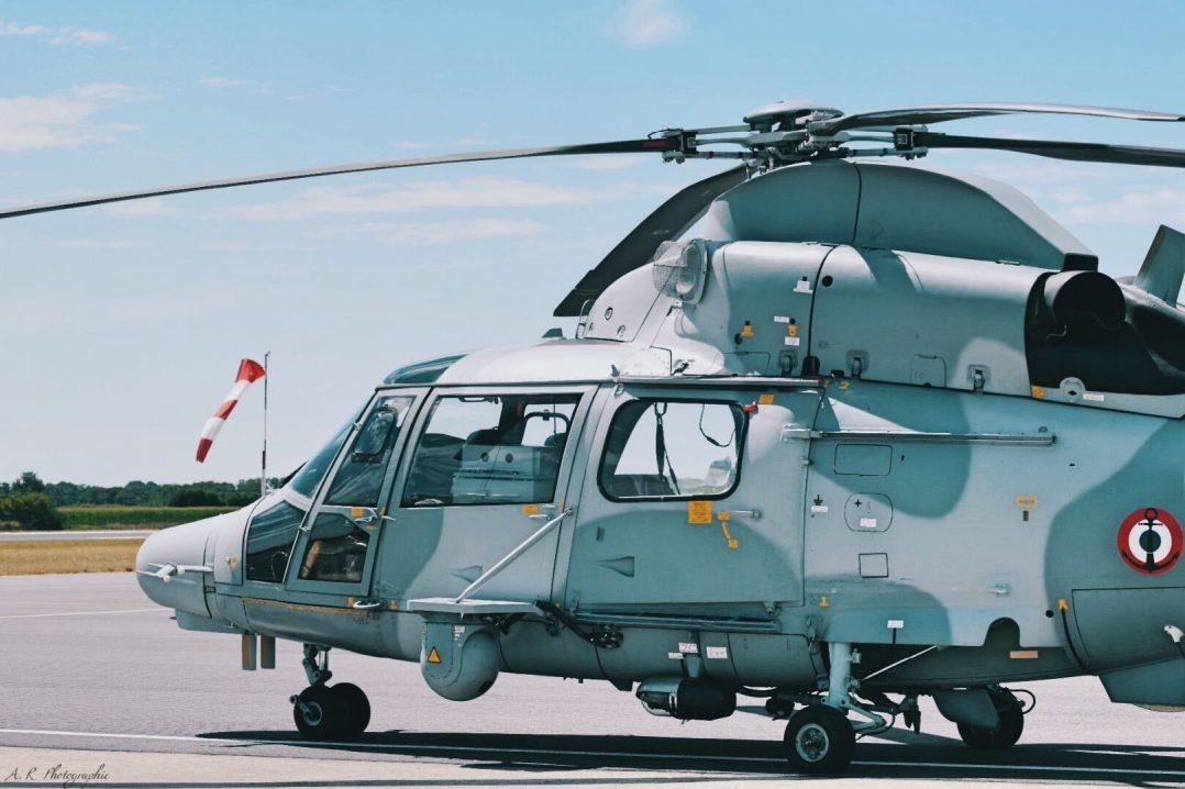 Alexis, hélicoptériste d'Hyères et d'aujourd'hui 16