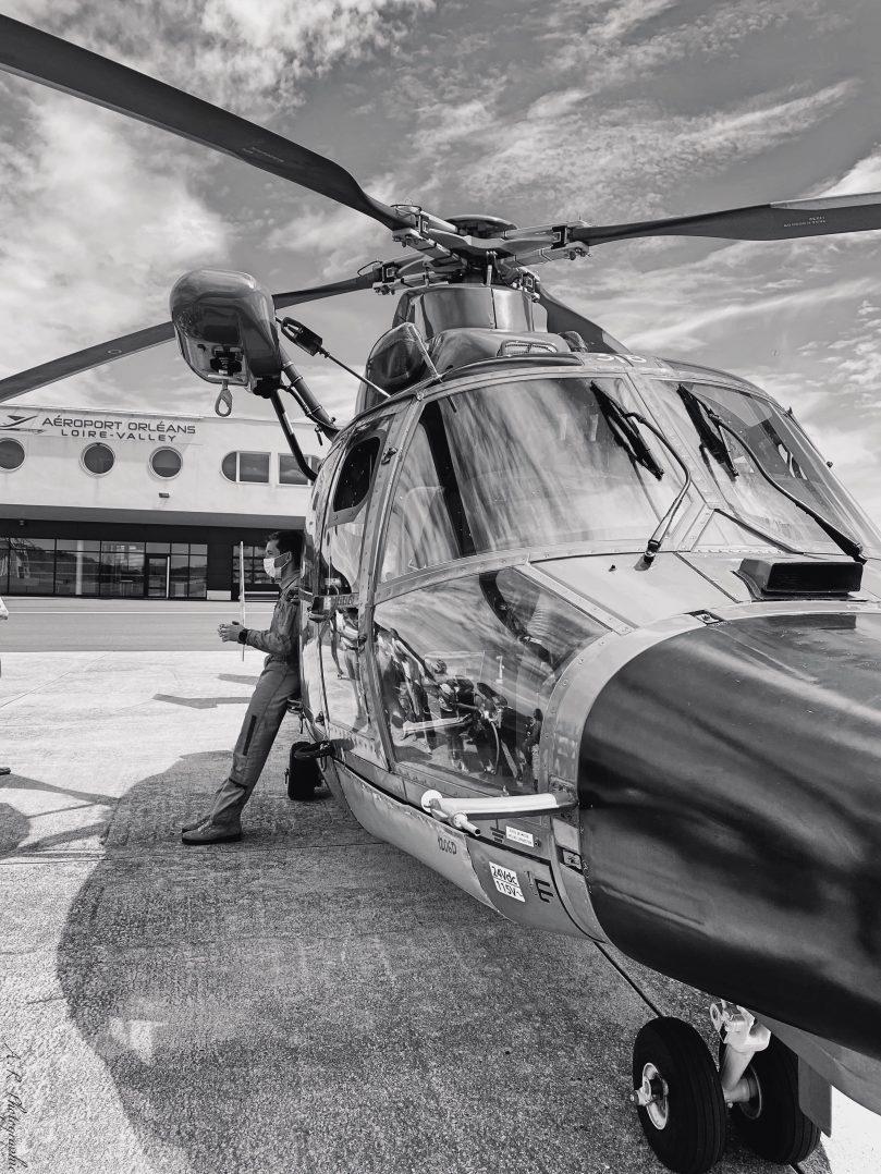 Alexis, hélicoptériste d'Hyères et d'aujourd'hui 15