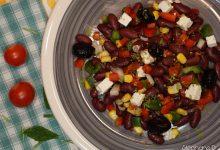 Photo of La recette du jour : salade haricots rouges feta