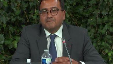 Photo de Christophe Chaillou, élu président de la Métropole orléanaise
