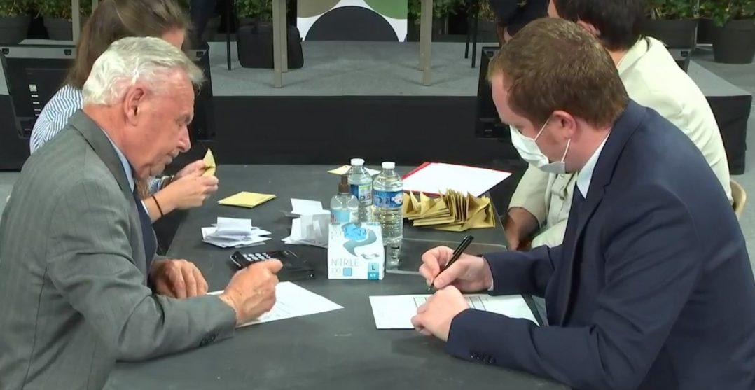 Christophe Chaillou, élu président de la Métropole orléanaise 3