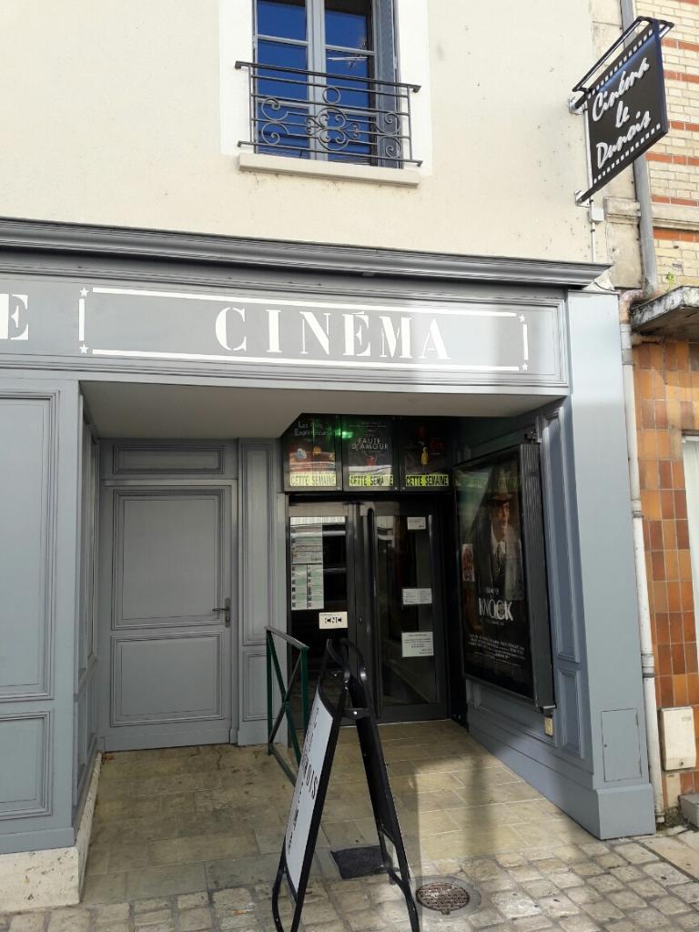 """Découvrir le Cinéma """"Le Dunois"""" à Beaugency 2"""